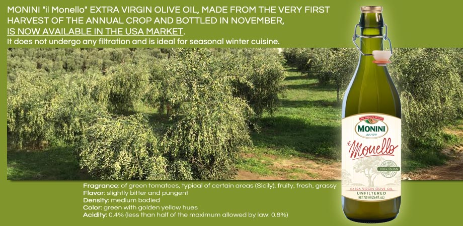 Monini Il Monello Extra Virgi Olive Oil